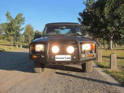 1999 Land Rover Discovery Wagon Tdi