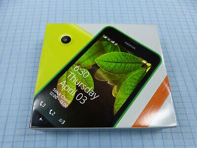 Original Nokia Lumia 630 8GB Cyan! NEU & OVP! Ohne Simlock! Dual-SIM! RAR! na sprzedaż  Wysyłka do Poland