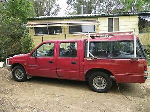 1993 Holden Rodeo CREW CAB Ute: Benarkin North Darling Downs Preview