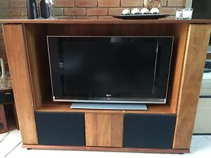 Blackwood tv unit Seabrook Hobsons Bay Area Preview
