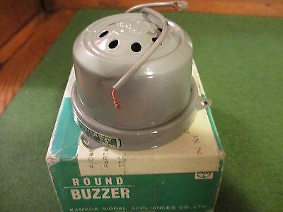 Kamada Hallo 2046  Round Buzzer  Audible Alarm