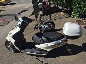 PIAGGIO FLY 150C 2012 SCOOTER WRECKING St Agnes Tea Tree Gully Area Preview