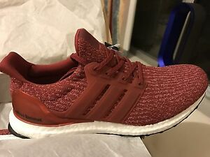 Adidas ultra boost us10 mystery red St Lucia Brisbane South West Preview