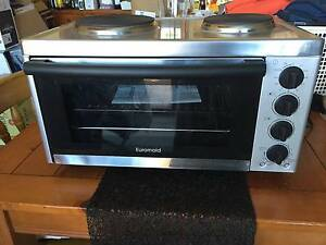 EUROMAID OVEN/COOKTOP COMPACT COOKER Pagewood Botany Bay Area Preview
