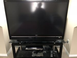 Sony Tv 56 inch with stand