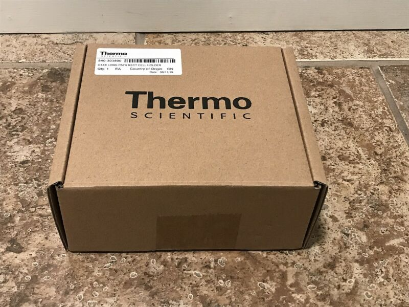 Thermo GENESYS / BioMate 160 Long Path Rectangular Cell Holder 840-303800