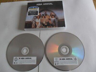 ABBA - Arrival (CD + DVD 2004)