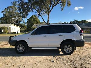 Toyota Prado 2005 Diesel KZJ120R Tweed Heads South Tweed Heads Area Preview