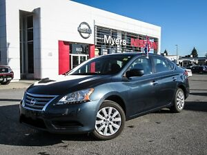 2014 Nissan Sentra SV, INTELLIGENT KEY, ECO/SPORT MODE, BLUETOOT