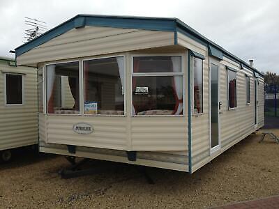 Static Caravan For Sale - Riverside Rothbury Northumberland - Delta Jubilee
