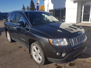 2011 Jeep Compass Limited Heated Leather Seats, Sunroof, Hatc...