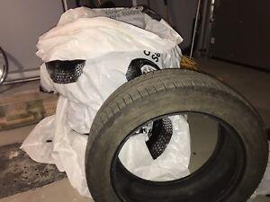 Pneus d'hiver 17 pouce - 17 inch winter tires
