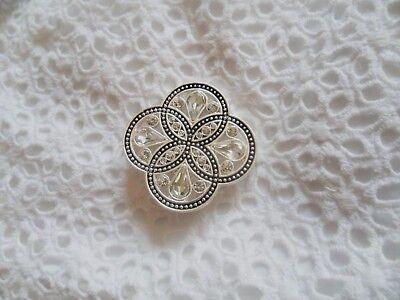 Premier Designs Girl's Best Friend  pin/enhancer w/ magnetic bail