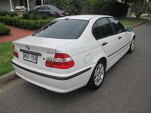 2002 BMW 3 Sedan Broadview Port Adelaide Area Preview
