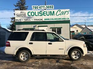 2008 Ford Expedition XLT, 4X4, 145KM