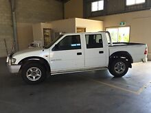 Holden rodeo Lx 4wd 2000 model. Paget Mackay City Preview