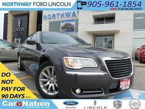 2014 Chrysler 300 Touring | HEATED LEATHER | REAR CAM | 3.6L V6
