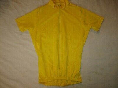 Novo Cycling Jersey Adult Small Bike Wear Bicycle Racing Yellow 45702f85c