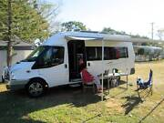 2010 Ford Euro Motorhome Manly Brisbane South East Preview