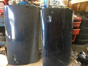 Saturn Ion 2dr panels