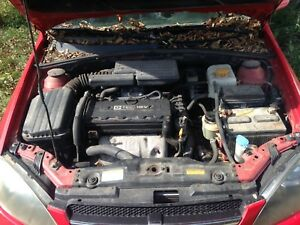 2006 Chevy Optra 5 Parts/Repair