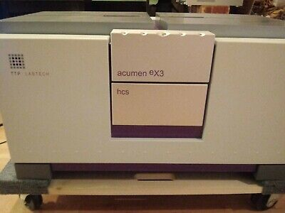 Ttp Labtech Acumen Ex3 Microplate Cytometer
