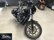 Harley-Davidson Dyna Low Rider S FXDLS CVO Screamin EagleTaschen