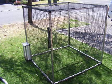 Cat enclosure / netting / portable / exercise/play pen Paralowie Salisbury Area Preview