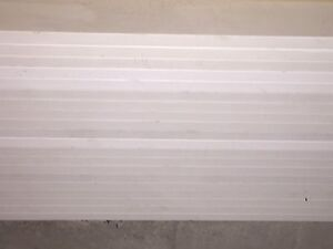 20 pieces of primed trim 3 1/2 by 67 1/2