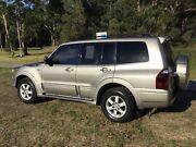 2004 Mitsubishi Pajero NP Exceed Auto 4x4 MY05 Cameron Park Lake Macquarie Area Preview