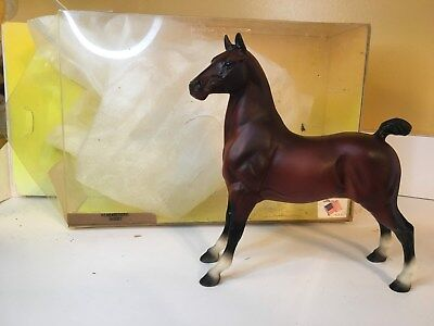 Breyer Model Horse Aristocrat Hackney 496 for sale  Perry