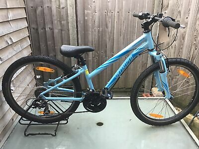 """Specialized Hotrock 24"""" Wheel Alloy Frame Girls Mountain Bike Ref 3093f"""