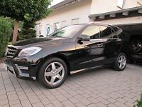 Mercedes-Benz ML350BT AMG Styling Airmatic Xen ILS 360° 1.Hd