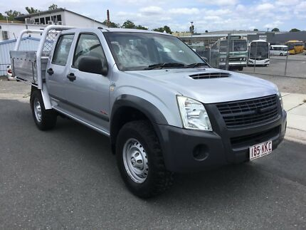 2007 Holden Rodeo AUTOMATIC, TURBO DIESEL 4x4