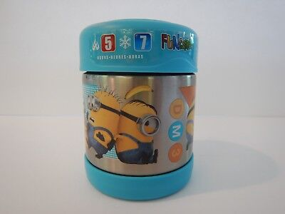 e Boys Girls Youth Toddler 10 oz Thermos Food Jar (Dispicable Me Girls)