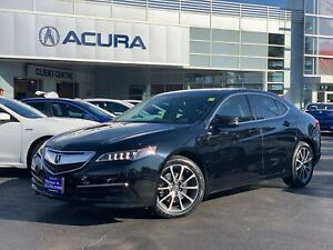 2015 Acura TLX 1OWNER | LEATHER | TINT | HTDSEATS | $1000OFF |