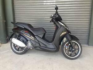 250CC PEUGEOT GEOPOLIS RS250 WITH ABS BRAKES Strathfield Strathfield Area Preview