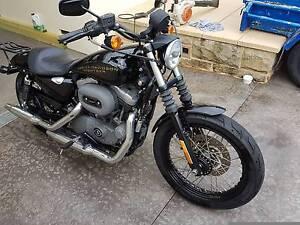 Harley Davidson Nightster, 2011, black, 11 months rego, 20,000km Ermington Parramatta Area Preview