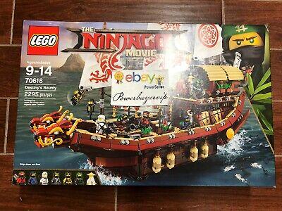 NEW LEGO 70618 The LEGO Ninjago Movie Destiny's Bounty 2017 Best Gift 2 Day Get