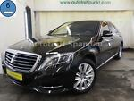 Mercedes-Benz S 500 Lang  4Matic 7G LED+360°+Exclusive Paket
