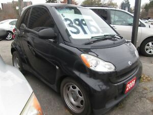 2009 Smart fortwo Passion - ONLY 113,000 klm's.!