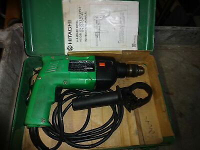 Hitachi Bv14v Electric Hammer Drill