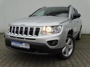 Jeep Compass 4x4 Limited Led Nav Schiebed AHK Winterr
