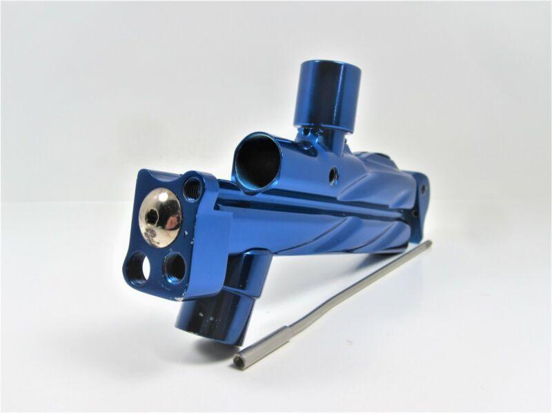 WGP AUTOCOCKER BODY GLOSS BLUE FRONT BACK BLOCK BANJO VERTICAL ASA TAIL PUMP ARM