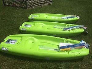 Kids Pelican SOLO kayak now in stock!