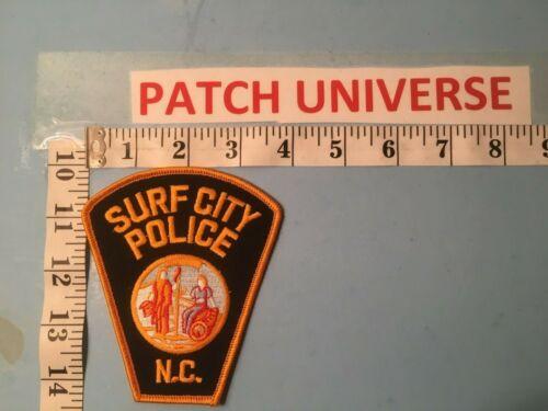 SURF CITY NC  POLICE SHOULDER PATCH N038