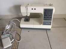 Janome sewing machine Coffs Harbour 2450 Coffs Harbour City Preview