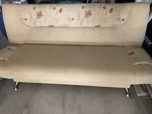 Couch - double bed with storage