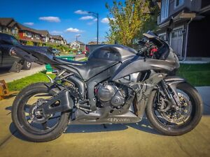 2008 HONDA CBR 600RR GRAFFITI EDITION