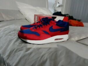 NIKE AIR MAX 1 LIMITED EDITION SILK , USA SIZE 10 BRAND NEW